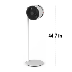 "Image of BONECO F230 Air Shower Pedestal Fan - Adjustable Height to 47.7"" - Best-AirPurifier"