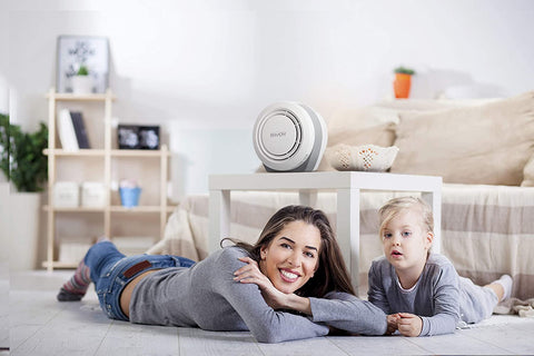 Envion Therapure EA150 Round  Air Purifier your personal space - Best-AirPurifier