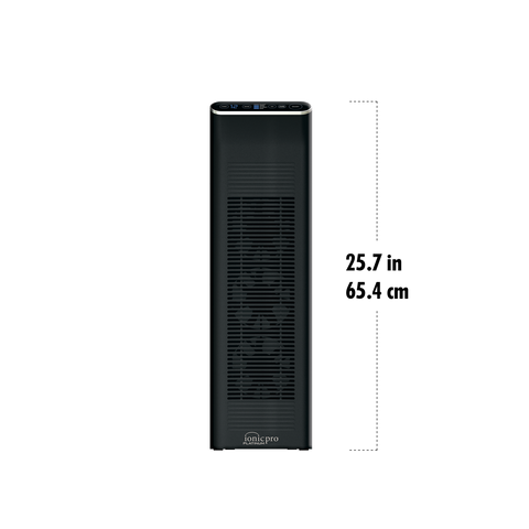 Envion Ionic Pro Platinum Negative Ion Air Purifier TA750 Captures 99.9% of the airborne germs 500 Sq Ft Capacity - Best-AirPurifier