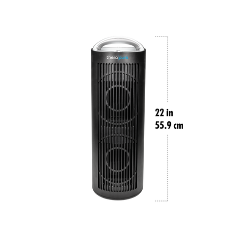 Image of Envion Therapure TPP620 Air Purifier 4Stage Purification UV light, HEPA type filter - Best-AirPurifier