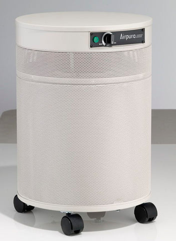 Image of Airpura Air Purifier C600 DLX Heavy Chemicals and Gas Abatement, Tabacco - Best-AirPurifier