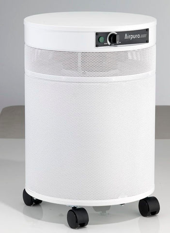 Airpura Air Purifier C600 DLX Heavy Chemicals and Gas Abatement, Tabacco Smoke - Best-AirPurifier