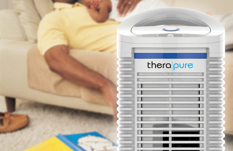Image of Envion Therapure TPP230H Air Purifier Germicidal UV-C Light and HEPA Filter - Best-AirPurifier