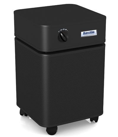 Image of Austin Air Allergy Machine (High Efficiency Gas Arrestance) with wheels - Best-AirPurifier