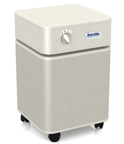 Austin Air Allergy Machine (High Efficiency Gas Arrestance) with wheels - Best-AirPurifier