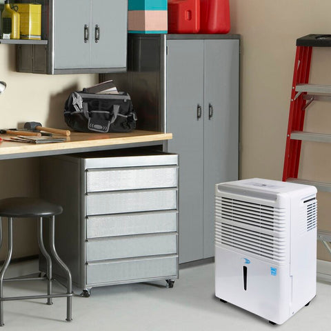 Image of Whynter 60 Pint Portable Dehumidifier (RPD-621EW)