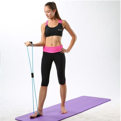 Elastic Band Rubber Loop Equipment for Women - Extra Fitness