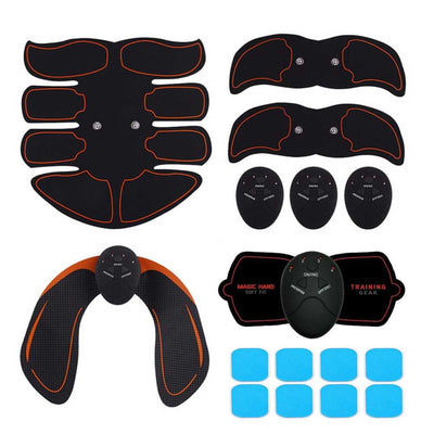 Smart EMS Electric ABS Muscle Stimulator for Body Slimming - Extra Fitness