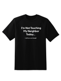 No Touch Tee
