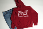 Give Thanks Crew Sweatshirt/Hoodie