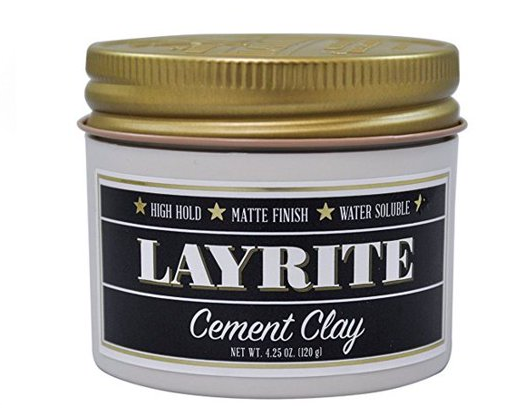 Layrite Cement Matte Hair Clay