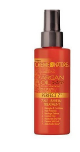 Creme of Nature Argan Oil 7-N-1 Leave-In Treatment