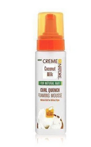Creme of Nature Coconut Milk Curl Quench
