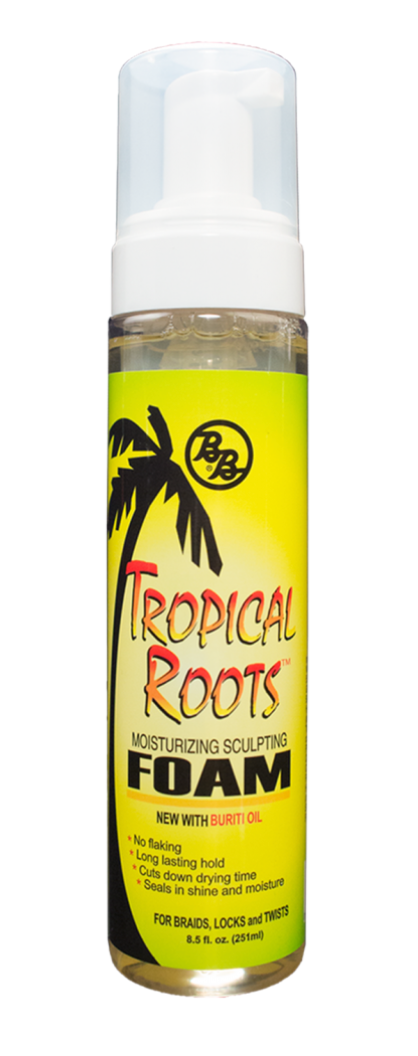 Tropical Roots Moisturizing Foam