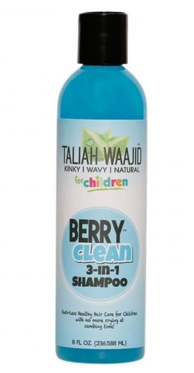 Taliah Waajid Berry Clean 3-in-1 Shampoo for Kids