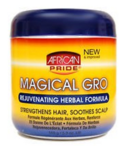 African Pride Magical Gro Rejuvenating Herbal Formula