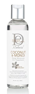 Design Essentials Coconut & Monoi Deep Moisture Oil Treatment