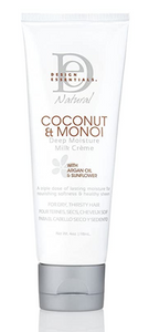 Design Essentials Coconut & Monoi Natural Deep Moisture Milk Crème