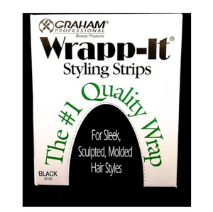 Graham Wrapp It Professional Strips - Black