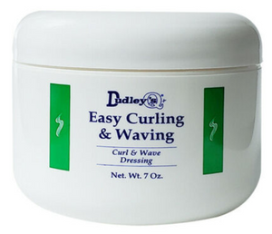 Dudley's Easy Curling & Waving