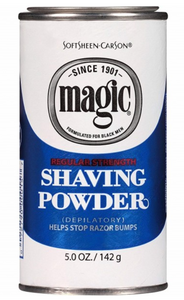 Magic Shave Regular Strength Powder