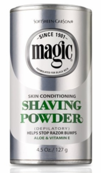 Magic Shave Skin Conditioning Powder
