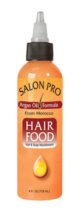 Salon Pro Hair Food Argan Oil