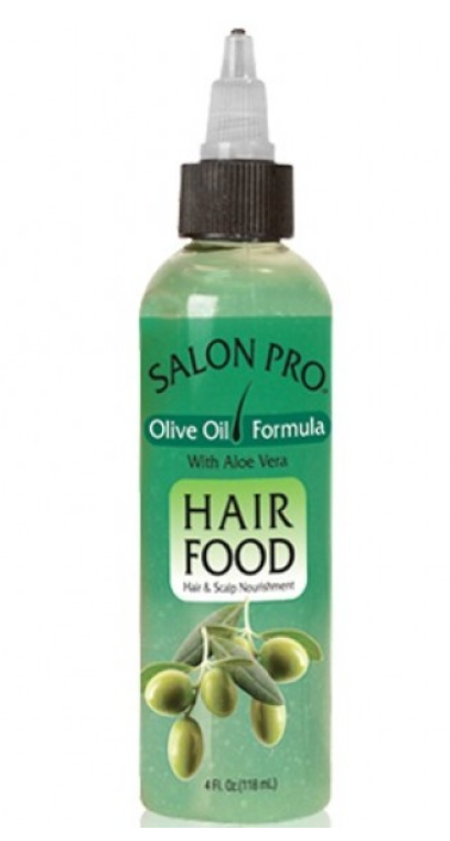 Salon Pro Hair Food Olive Oil