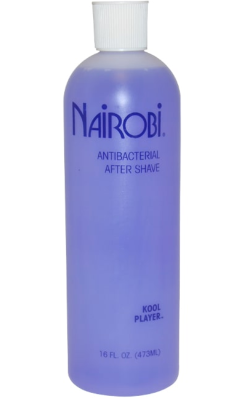 Nairobi Antibacterial Aftershave