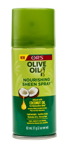 ORS Olive Oil Nourishing Sheen Spray Travel Size