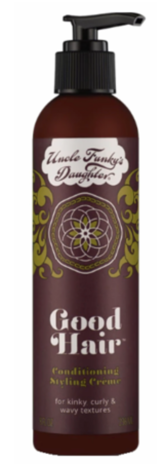Uncle Funky's Daughter Good Hair Conditioning Styling Creme