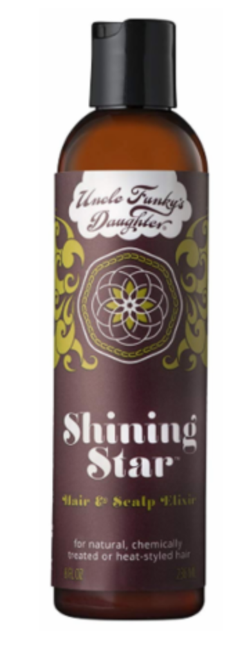Uncle Funky's Daughter Shining Star Hair & Scalp Elixir
