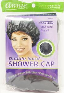 Ms. Remi X-Large Double Lined Shower Cap