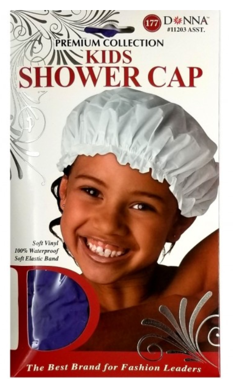 Donna Premium Collection Kids Shower Cap