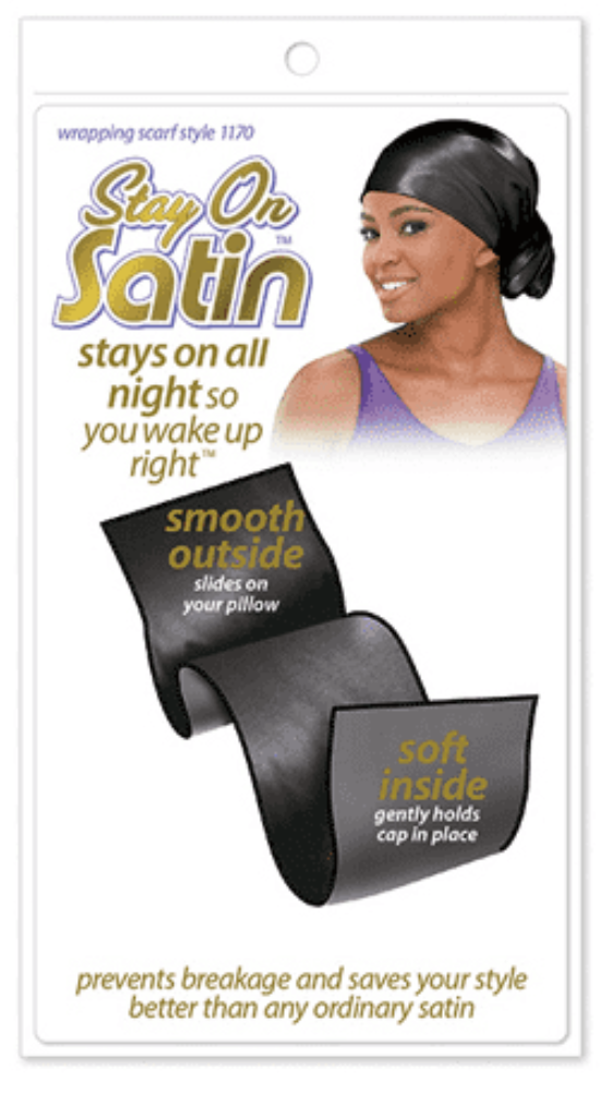 Stay On Satin #1170