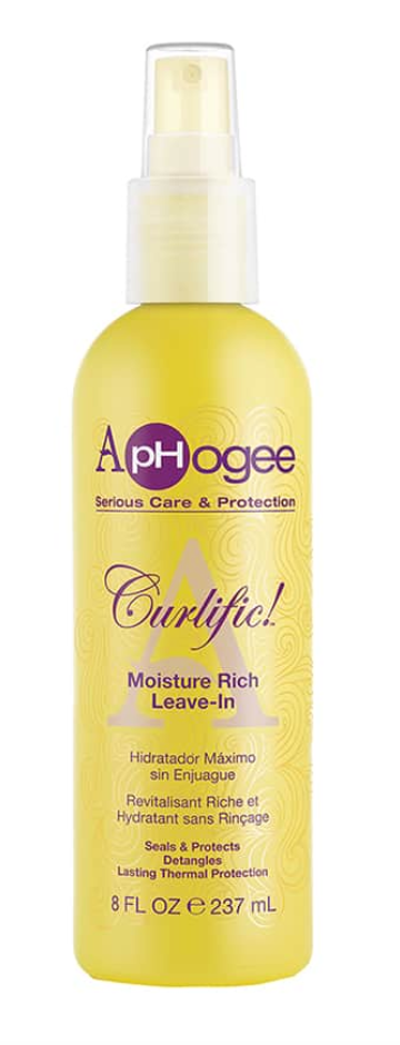 Aphogee Curlific! Moisture Rich Leave-In