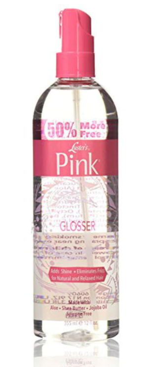 Luster's Pink Glosser 12oz