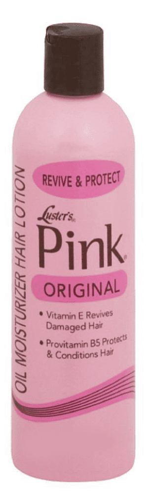 Luster's Pink Original Hair Lotion