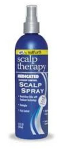 Sulfur8 Scalp Therapy Medicated Spray