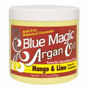 Blue Magic Argan Oil Mango & Lime Leave In Conditioner