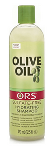 ORS Olive Oil Sulfate-Free Hydrating Shampoo