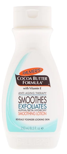 Palmer's Cocoa Butter Formula with Vitamin E & Alpha/Beta Hydroxy Smoothing Lotion