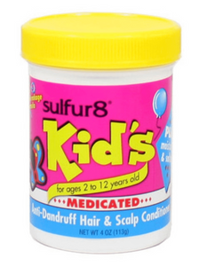 Sulfur8 Kid's Anti-Dandruff Hair & Scalp Conditioner