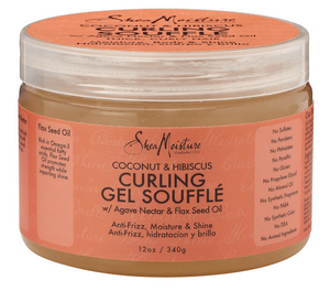 SheaMoisture Coconut & Hibiscus Curling Gel Soufflé