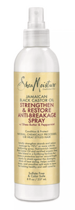 SheaMoisture Jamaican Black Castor Oil Strengthen, Grow & Restore Leave-In Conditioner