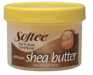 Softee Hair Scalp Conditioner Shea Butter