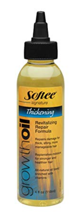 Softee Signature Thickening Growth Oil