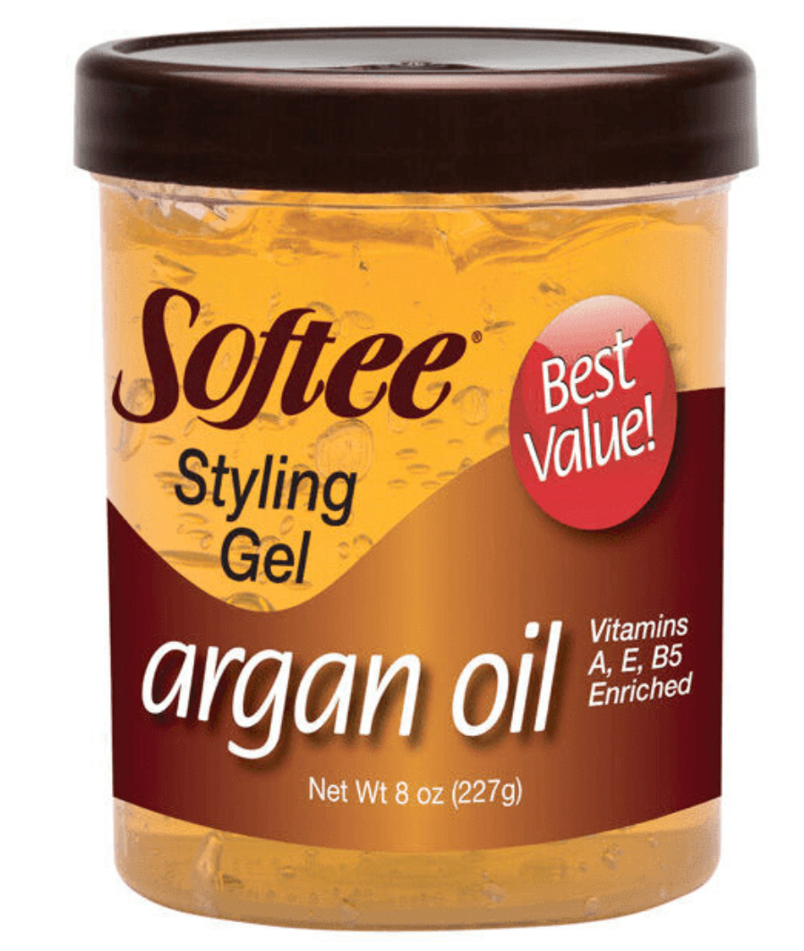 Softee Styling Gel Argan Oil