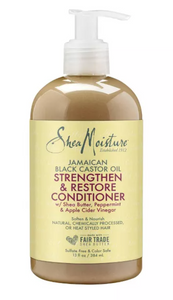 SheaMoisture Jamaican Black Castor Oil Strengthen & Restore Conditioner