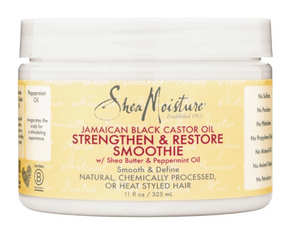 SheaMoisture Jamaican Black Castor Oil Strengthen & Restore Smoothie